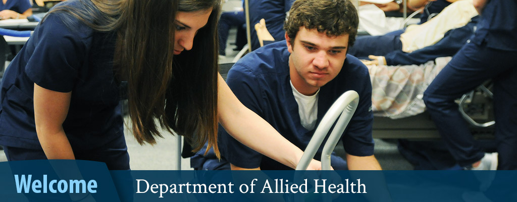 Department of Allied Health