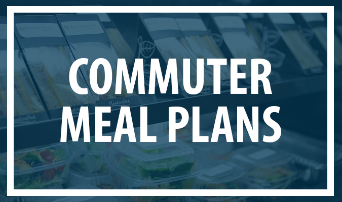 Commuter Meal Plans
