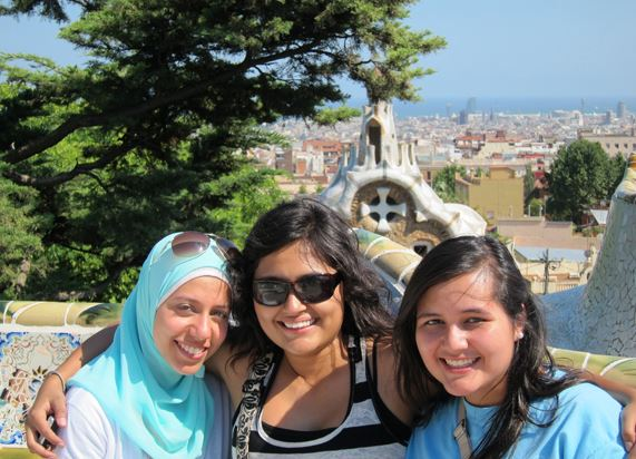 Study abroad at Dalton State College